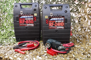 High Rate Red Flash 12 Volt Starter Battery Pack