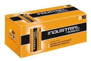 Industrial Batteries - PC1300 Duracell Industrial - Procell