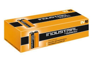 Industrial Batteries - PC1604 Duracell Industrial - Procell