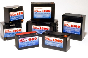 Red Flash™ High Rate Batteries