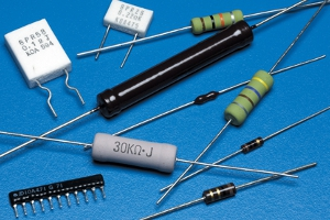 Semiconductors and Passive Components - Resistors