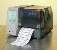 TT430 - Thermal Identification Printing Systems - TIPS
