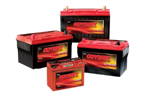 The ODYSSEY® battery