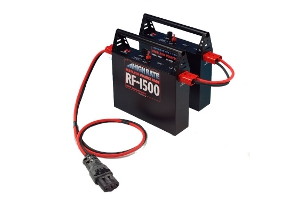The Red Flash - Portable Military Power Pack - Engine Starter - RF1500