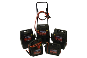 The Red Flash - Portable Power Pack - Aviation Engine Starter - selection